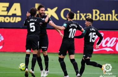 Cádiz CF - Granada CF : puntuaciones del Granada, jornada 5 de LaLiga