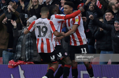 Brentford 3-1 Queens Park Rangers: Bees go third after sixth straight home league win