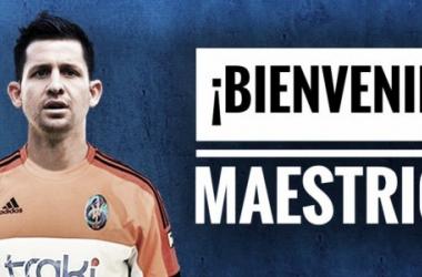 Cesar González nueva incorporación del Deportivo La Guaira / Foto: Prensa Deportivo La Guaira