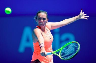 WTA Sydney/Hobart, il programma: Vinci - Strycova a Sydney