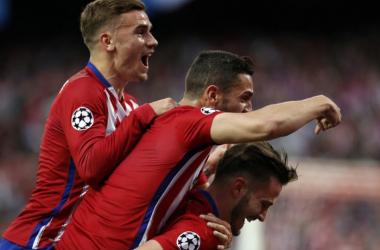 El Atlético busca estabilizar el vuelo en Champions