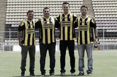 Deportivo Táchira presentó a Franceso Stifano como director técnico