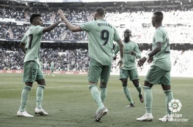 El Real Madrid consigue un récord histórico: 1.700 victorias en la Liga | Foto: Web Oficial de La Liga