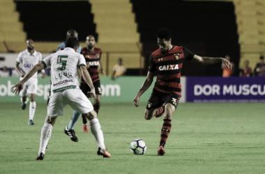 O time pernambucano ainda não venceu na Série B Foto: (Anderson Stevens/Sport Club do Recife).