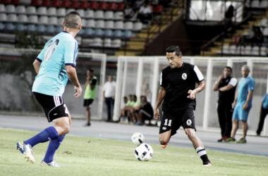 Zamora FC venció 2-1 al Atlético Venezuela / Foto: Prensa Zamora FC