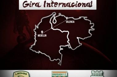 Habrá gira colombiana en la pretemporada del Granate