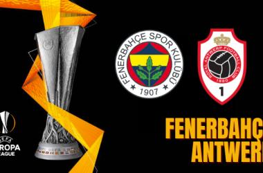 Resumen y goles: Fenerbahçe SK 2-2 Royal Antwerp FC en UEFA Europa League 2021-22