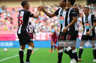 Newcastle United 1-0 West Ham United: A deserved win for Steve Bruce's men