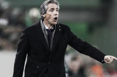 """Paulo Sousa: """"Es una victoria muy importante"""""""