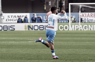 Napoli se reencuentra a costillas del Chievo