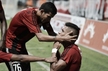 Darwin Gómez, heroe de los larenses / FOTO: Deportivo Lara