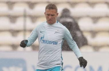 """Zenit, Criscito ai saluti: """"Domenica sarà l'ultima mia gara con questa maglia"""""""
