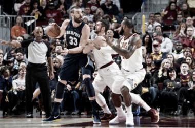Resumen NBA: Marc alcanza los 10.000 puntos, aunque cae ante un LeBron imparable