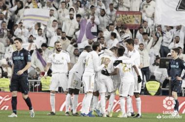 Previa Real Madrid – Real Sociedad: con la mira puesta en el segundo puesto