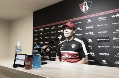Cruz tiene el objetivo de llevar al equipo a liguilla | Foto: Atlas FC