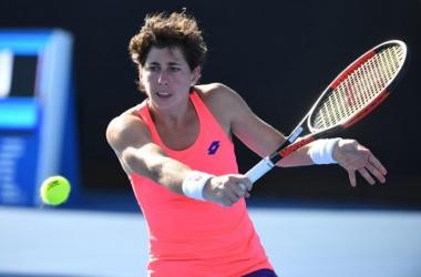 WTA Monterrey - Kerber batte Schiavone, oggi Garcia e Pavlyuchenkova