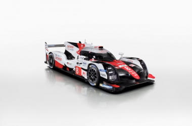 The TS050 HYBRID features a number of key changes. | Photo: Twitter/Toyota WEC Team