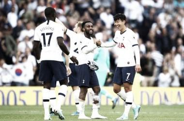 Tottenham massacraCrystalPalace e se recupera na Premier League
