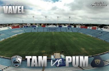 Previa TampicoMadero – Pumas: la conquista de la copa comienza (Foto | VAVEL México)