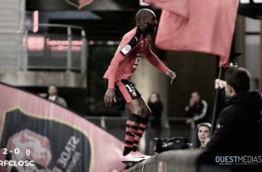 Rennes 2-0 Lille: Visitors fire blanks as duo score double