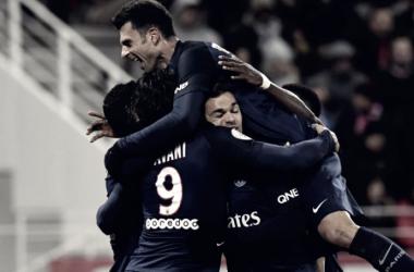Ligue 1 - Il PSG risponde al Monaco: Silva e Cavani archiviano la pratica Digione nel finale