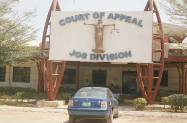 The Court of Appeal, Jos I Picture Source: Hotesl.ng