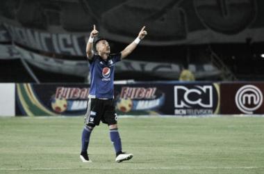 Fernando Uribe volvió al gol. Foto: soydemillos.net