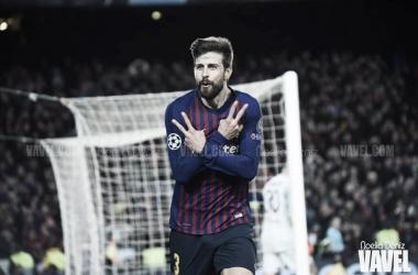Octavos de final de Champions League. Camp Nou. 13/03/2019 | Foto: Noelia Déniz VAVEL