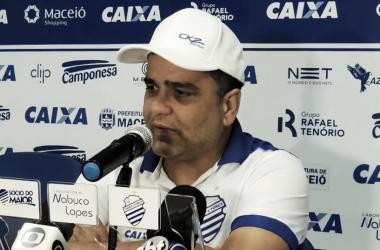 Em estreia na Copa do Brasil, CSA joga mal e é eliminado para o modesto Mixto-MT (Foto: CSA)