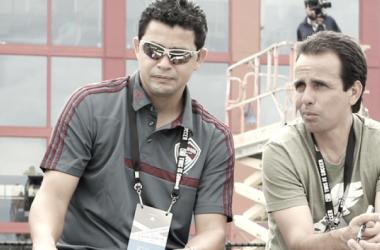 Cabrera y Pareja formando dupla en Colorado || Imagen: mlsdigital.net