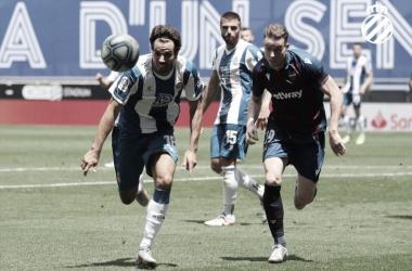 RCD Espanyol-Levante: Un paso atrás
