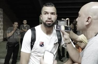 """Andrés Cadavid: """"Estoy motivado y con muchas ganas"""""""