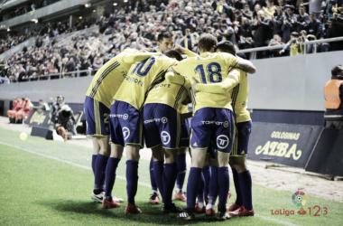 Séptima victoria seguida de un Cádiz que no da opciones