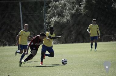 El Cádiz B no supera al Gerena