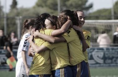 El fútbol femenino 'amarillo' también sueña en grande / Cádiz CF