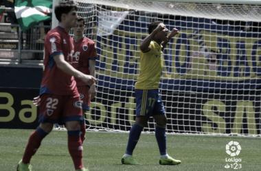 El Cádiz CF no entiende de Semana Santa y sigue sumando ante el Numancia (2-1)
