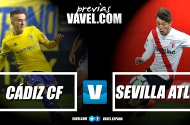 Previa Cádiz CF - Sevilla Atlético: situaciones paralelas