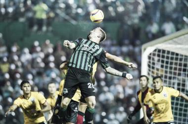 Ramos puso en ventaja a Cafetaleros // Foto: Ascenso MX