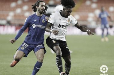 Valencia - Getafe: el partido que nunca decepciona