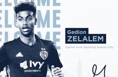 NYCFC confía en Zelalem