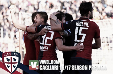 Cagliari 16/17 Serie A Season Preview: Cagliari to stay put in Serie A
