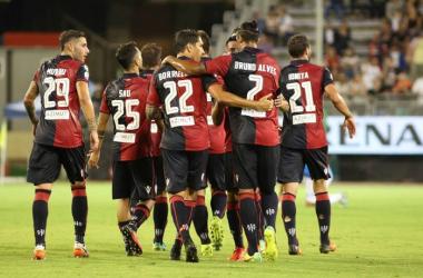 Grandissima vittoria per il Cagliari