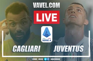 Gols e melhores momentos de Cagliari 1 x 3 Juventus pelo Campeonato Italiano