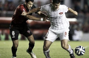 El último partido fue 1 a 0 con gol de Mancuello en Avellaneda. (Foto: El Grafico)