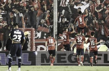 El desahogo de Independiente: con el triunfo, estiró a 23 la ventaja en el historial ante Racing.