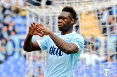 Lazio, chance da titolare per Caicedo | www.twitter.com (@OfficialSSLazio)