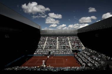 La Caja Mágica, sede del Masters 1000 de Madrid. Foto: RFET.