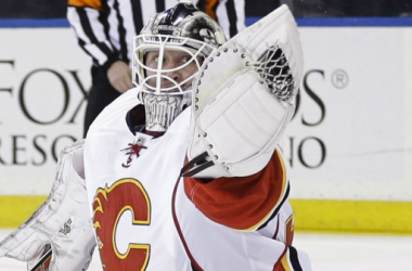 Karri Ramo Staying Put With Calgary Flames