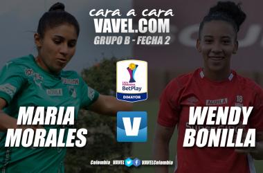 Cara a cara: María Morales vs Wendy Bonilla