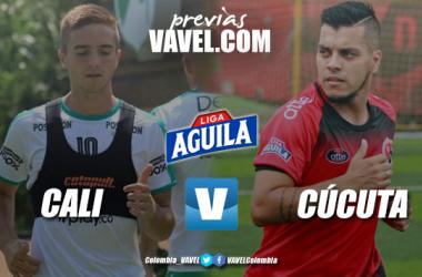 Previa Deportivo Cali vs Cúcuta Deportivo: en busca de la victoria